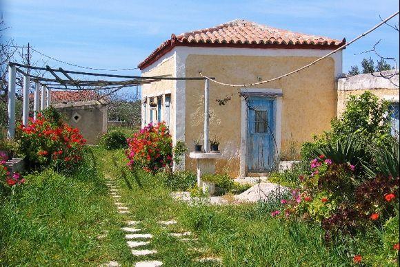 House in Gloi Aegina