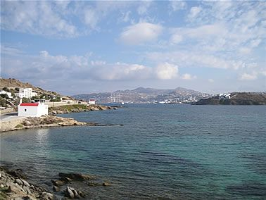 Korfos Bay