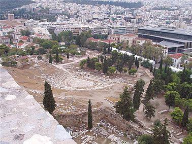 Dionisos theatre