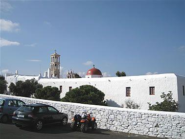 Panagia Tourliani Monastery