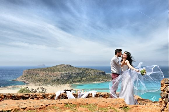 Wedding Session on Balos