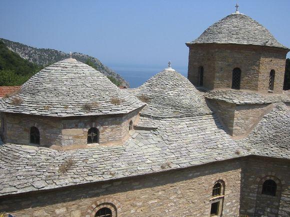Evangelistria Monastery.