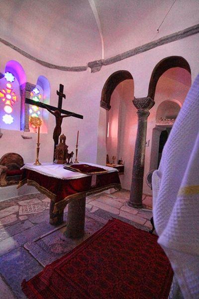 sacristy of Panagia Episkopi church