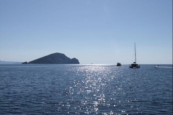 Marathonissi (turtle island)
