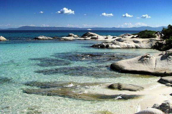 Chalkidiki - Orange Beach