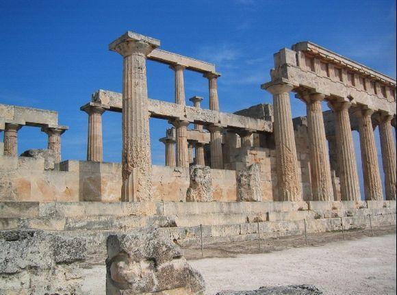 Aegina - The Temple of Aphaia